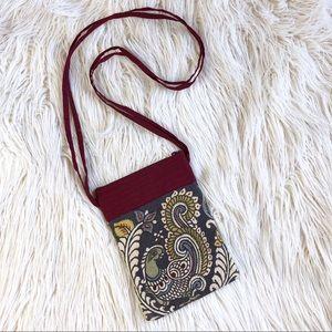 [Dwaraka Plus] Batik Crossbody Bag